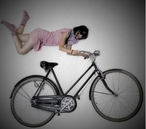Arranca la bicicleta
