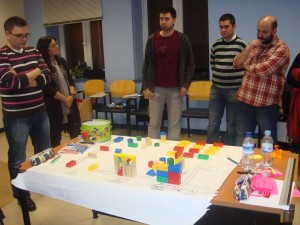 Design Thinking prototipo taller participacion diseño