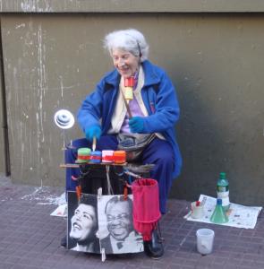 vitalidad entusiasmo emprendizaje - San Telmo Bs Aires