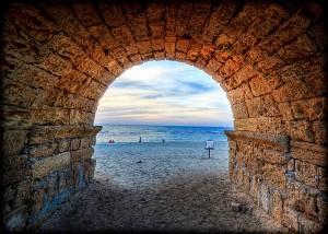 Tunel en Israel_Autor_Amir_a