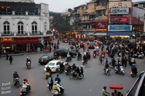 Caos autogestionado Hanoi