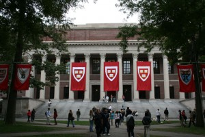 Harvard University_Widener Library