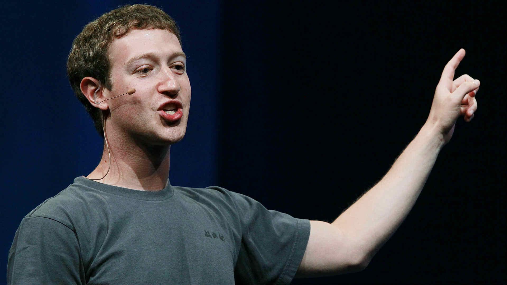 Zuckerberg defiende su iniciativa de internet gratis tras polémica en India
