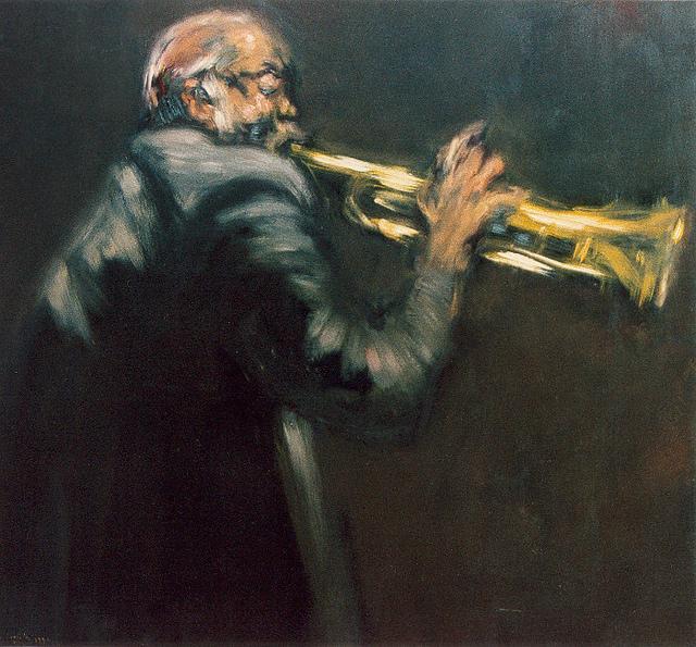 Dale aire a la trompeta